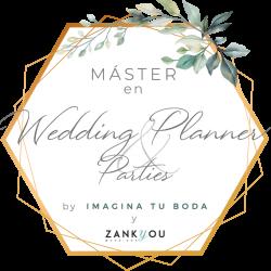 Logo Master WP blanco
